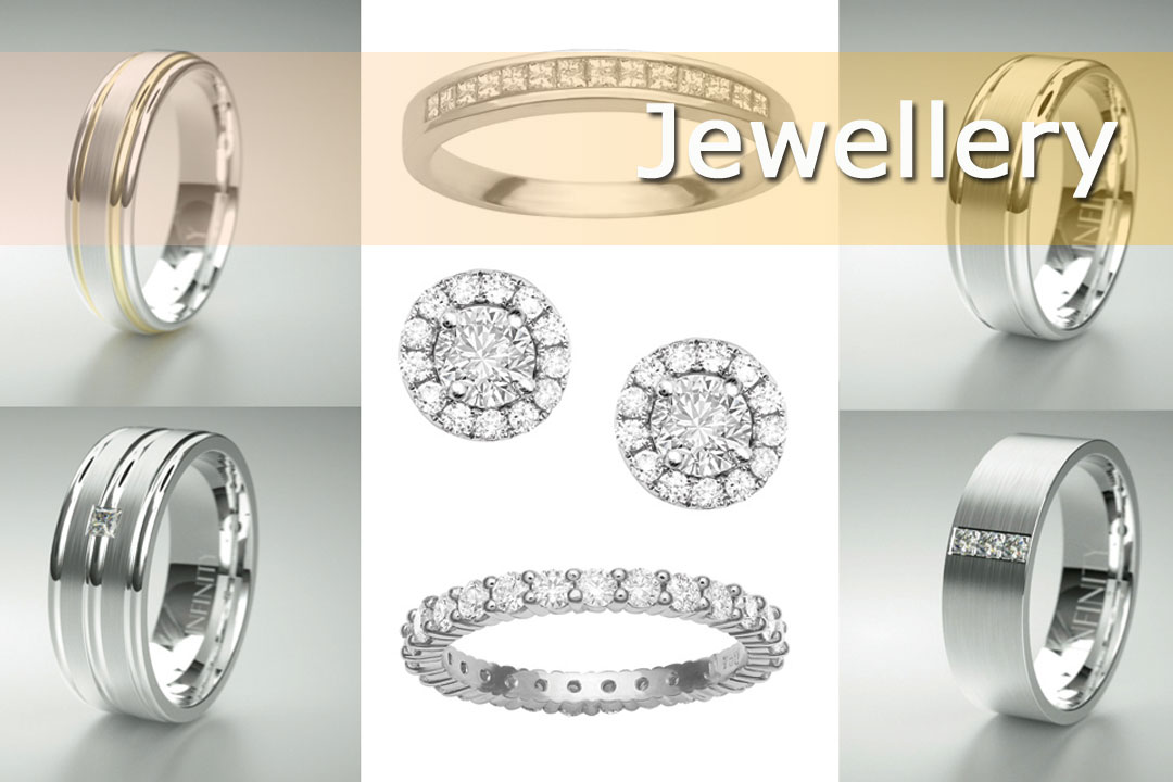 Western Australia Wedding & Bride - Jewellery