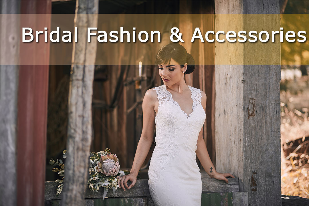 Western Australia Wedding & Bride - Bridal Fashion & Accessories