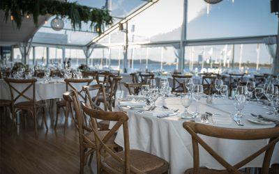 South of Perth Yacht Club – Promenade Marquee