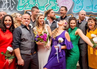 A Wild Folie Wedding Photographer