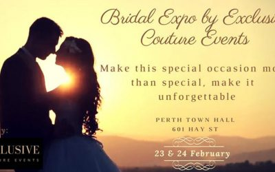 Bridal Expo by Exclusive Couture Events – February 2019