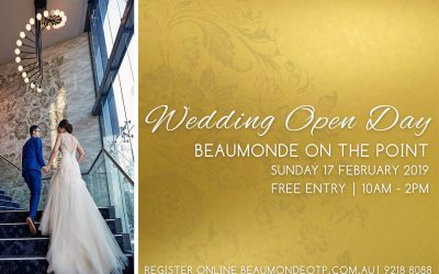Beaumonde on the Point Wedding Open Day 2019